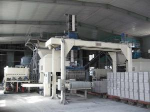 碳zhuan压制成型过程