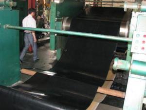 yu硫化丁基橡胶板